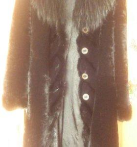 Новое Меховое пальто