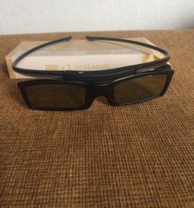 3D очки Samsung Glasses-5100GB 2 шт