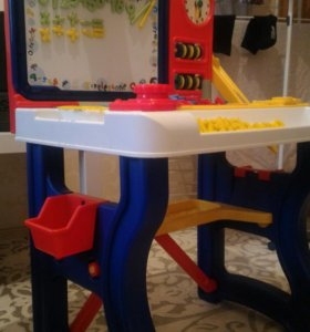 Учебный стол + стул игровой набор