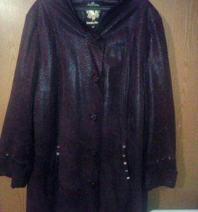 Куртка кожа крег натуральная