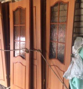 Двери межкомнатные в отличном состоянии
