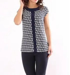 Новая блузка 52 размера