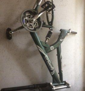 Рама велосипедная топ гир