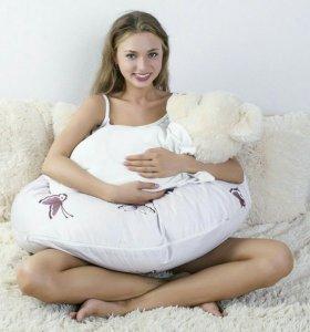 🍓Подушка для беременных и корм