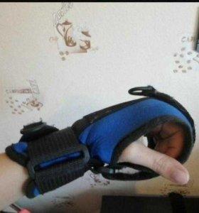 Перчатки фиксаторы для реабилитации после травм