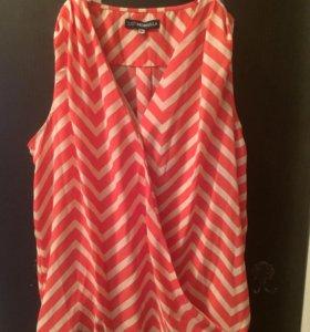 Блузка для беременных 46р