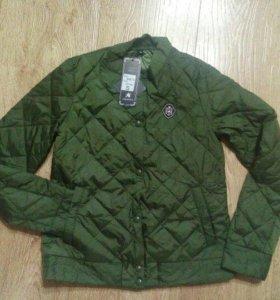 Новая осенняя куртка