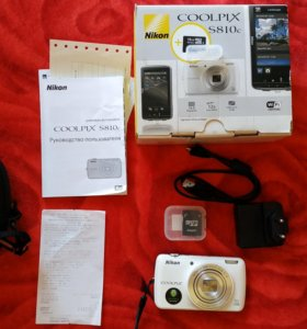 Продам Nikon coolpix s810c
