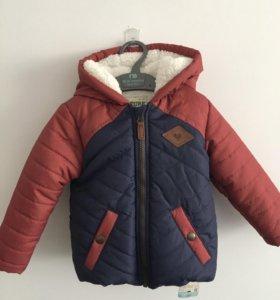 Куртка mothercare новая