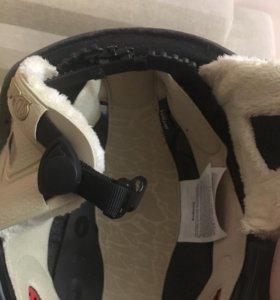 Шлем сноубордический горнолыжный Salomon diadem