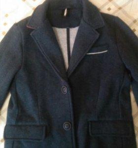 Пиджак 134см