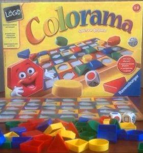 Настольная игра Colorama от Ravensburger