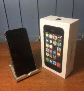 Айфон 5s  16 gb,Space Gray