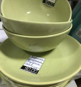 Новая посуда IKEA дёшево