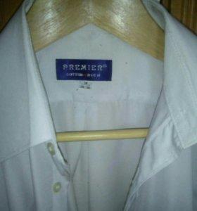 Рубашка с галстуком школьная