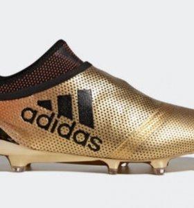 Adidas ФУТБОЛЬНЫЕ БУТСЫ X 17+ PURESPEED FG