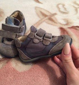 Детская обувь 19.20 размер