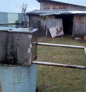 Бак для бани
