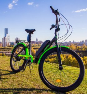 Электровелосипед (велосипед с мотором)