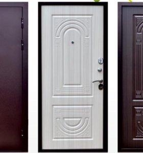 Дверь входная стандарт плюс