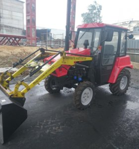 Трактор для уборки снега МТЗ 320 36 л.с 4х4