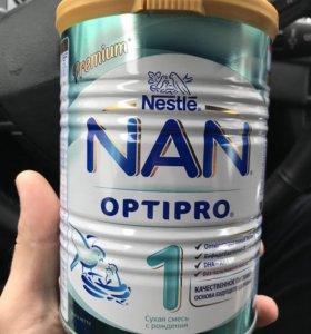 Сухая смесь Nestle Nan optipro 1