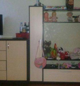Шкаф-купе и комплект мебели.СРОЧНО
