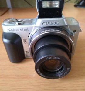 SONY DSC-H10