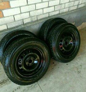 Комплект колёс(зимняя резина)