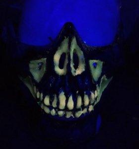 Маска для Хеллоуина