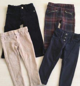 Штаны брюки 86-96