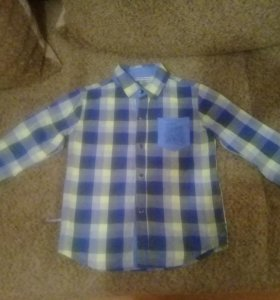 Рубашка из Чудо Юдо