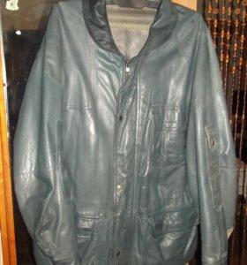Куртка кожаная пр-во Германия