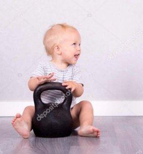 Тренировки для детей с 4 лет и старше.