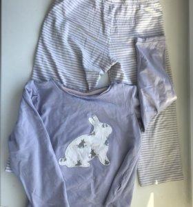 Пижама 2-4 года «Mothercare»