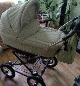 Детская коляска 2 в 1. ТОРГ