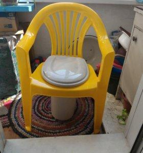 Туалетный стул для инвалида или пожилого человека