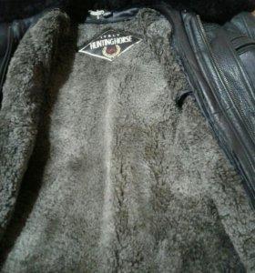 Муж.куртка(кожа)