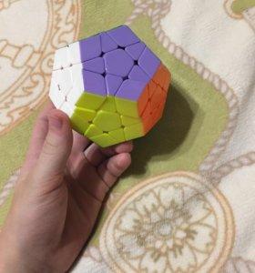 Кубик Рубика мега минкс