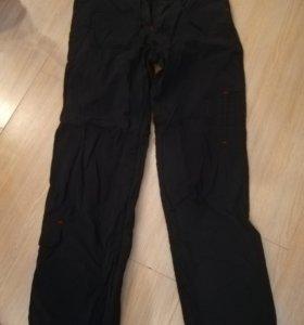Утеплённые спортивные брюки