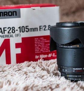 Tamron SP AF 28-105mm f2.8 LD