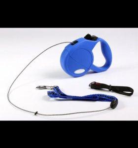 Поводок-рулетка Flexi Basic