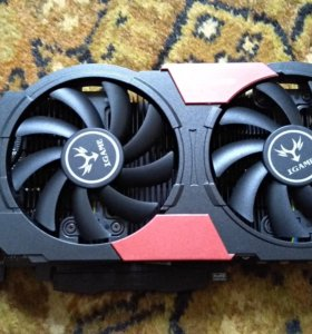 Видеокарта GeForce GTX 1050Ti 4Gb