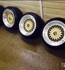 Колеса BBS RS R16 4Х100/4X114/3