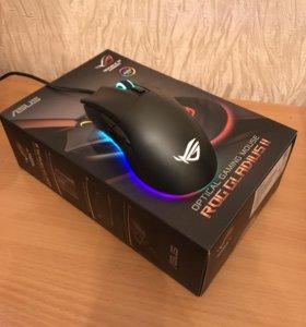Игровая мышь ASUS ROG Gladius II