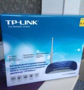 Wi-Fi Роутер ADSL
