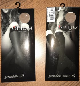 Гольфы Opium новые