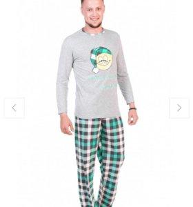 Мужская пижама, новая