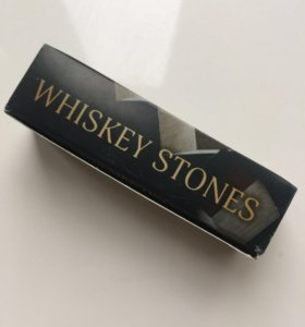 NEW камни для виски,нат.камень, в коробочке