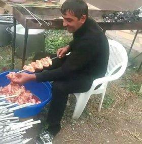 Шашлычник лучшее Дагестане